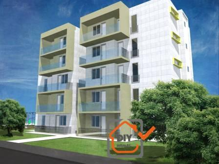 Proposed DIY Homes Apartments II